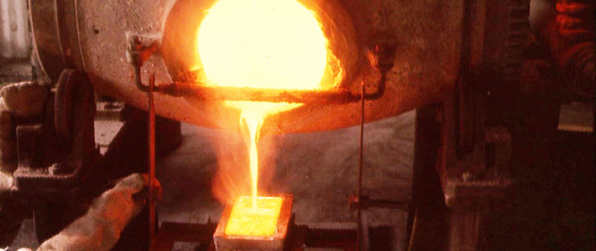 Lavorazione-oro-per-fusione